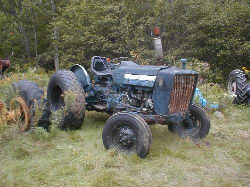 Ford 3610 Tractor : Ford parts