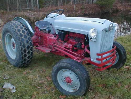Ford Naa Tractor Parts : Ford n parts naa